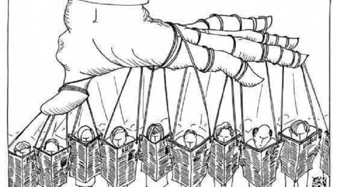 Venerdì 4 Marzo. La Guerra Psicologica: come la propaganda plasma l'opinione pubblica