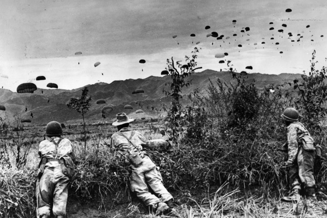 Marco Cimmino racconta la battaglia di Dien Bien Phu