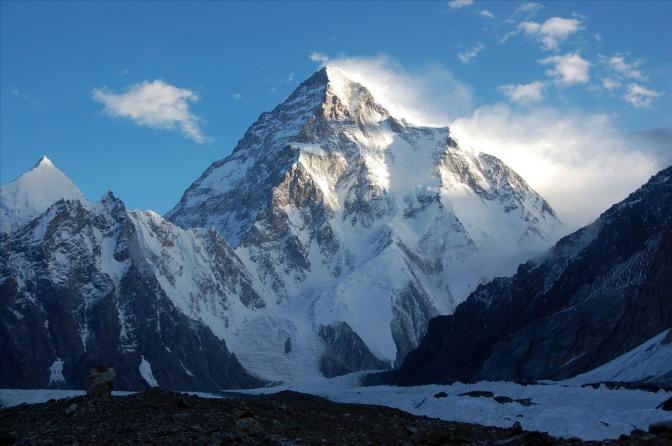 VENERDI' 28 SETTEMBRE: MARCO SAITA RACCONTA LA CONQUISTA DEL K2!