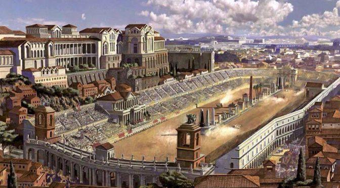 SABATO 28 MARZO: SACRIFICI UMANI IN ROMA ANTICA